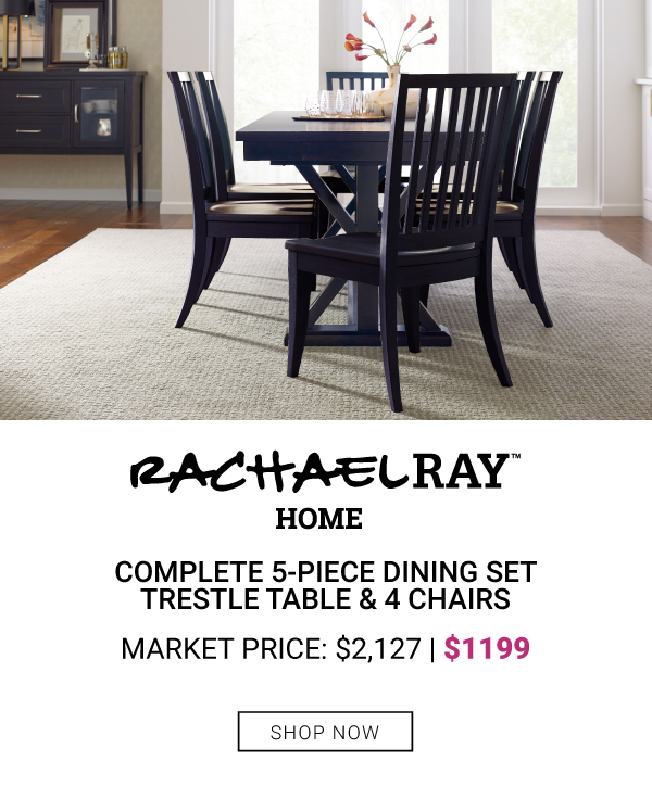 Rachael Ray Dining Set $1199