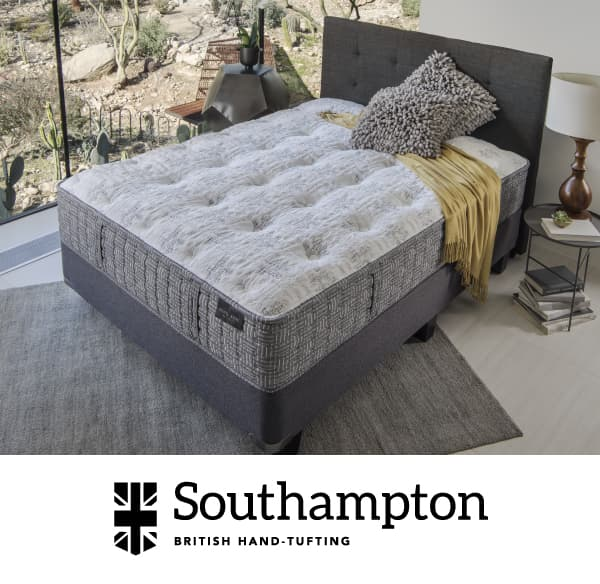 Southampton Handcrafted King Koil Mattresses YOur Choice Plush or Firm $1495