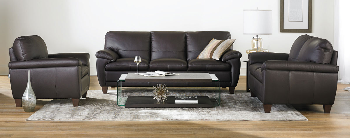 Luxury For Less Leather Furniture Closeout The Dump Luxe