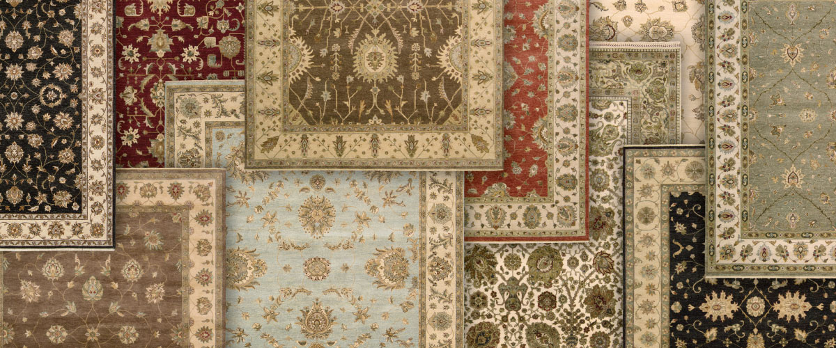 Agras and Golden Star Rugs