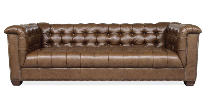 Rachlin Classics Leather Sofa