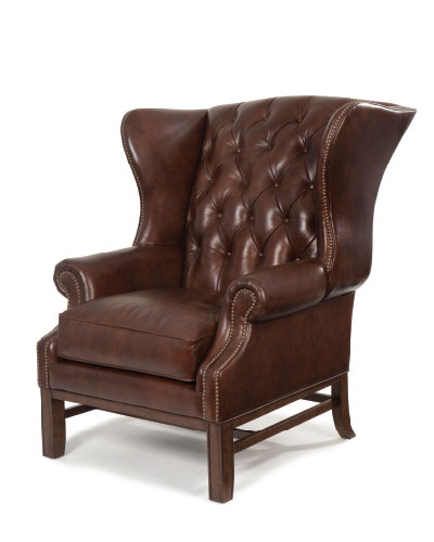 Rachlin Classics Leather Chair