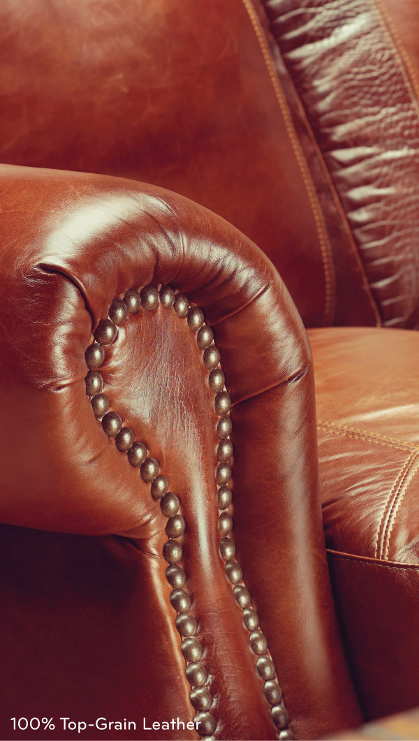 Fabulous The Truth About Leather Furniture Guide The Dump Luxe Gamerscity Chair Design For Home Gamerscityorg