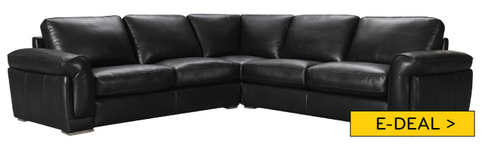Violino Leather Sectional